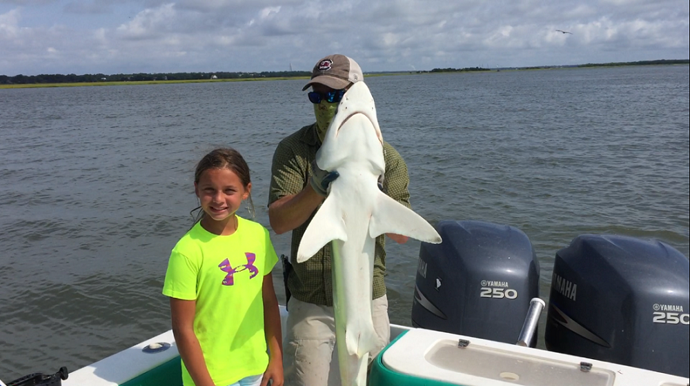Charleston inshore fishing report for 8 16 16 charleston for Deep sea fishing charleston sc