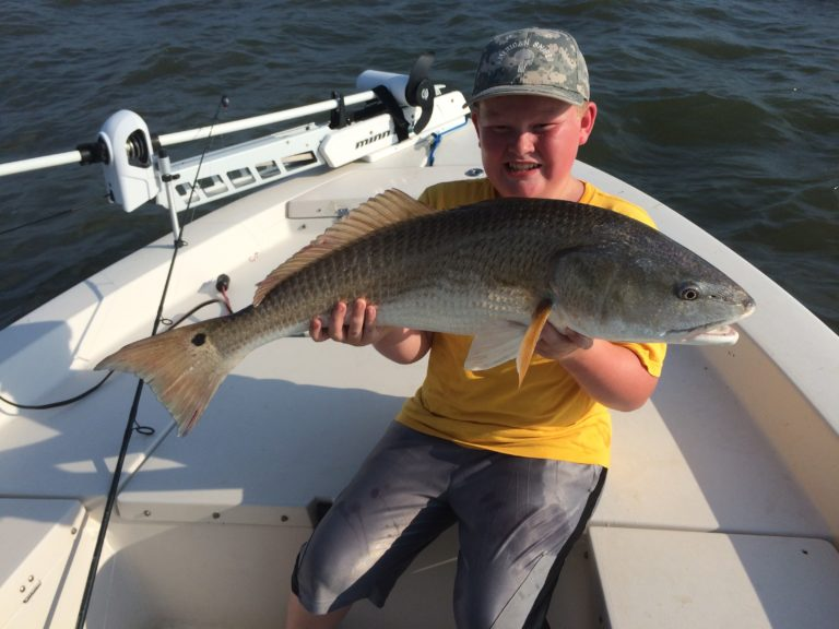 inshore fishing charleston SC Captain Tim Mullins