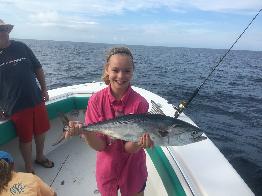 Charleston sc deep sea and inshore fishing report for july for Fish charleston sc